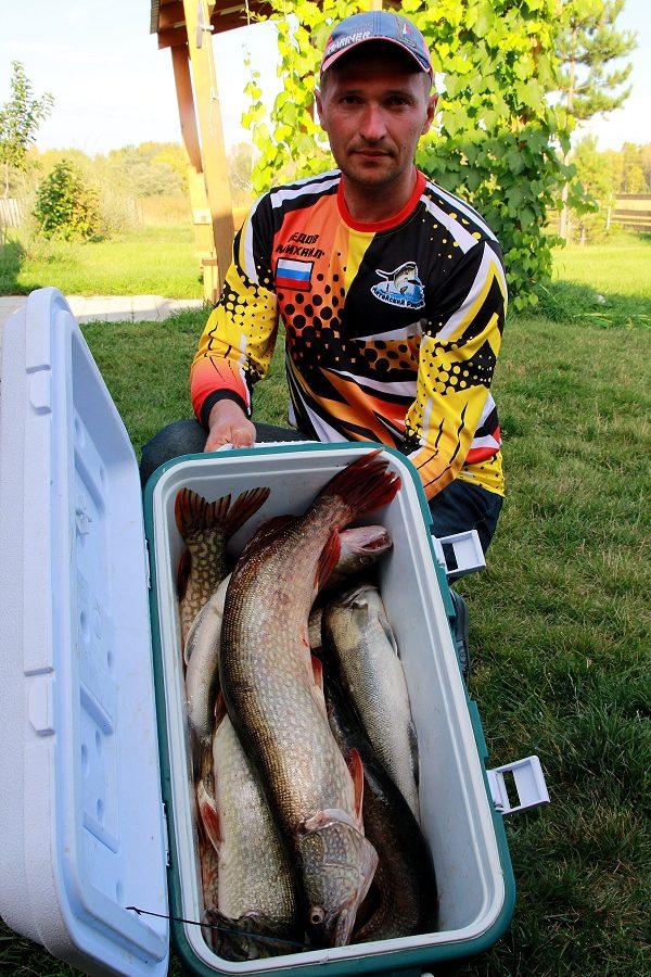Сузунская рыбалка