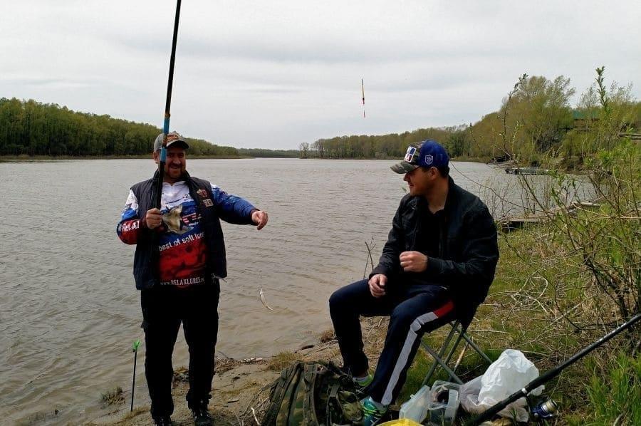 рыбалка в Верх-Сузуне