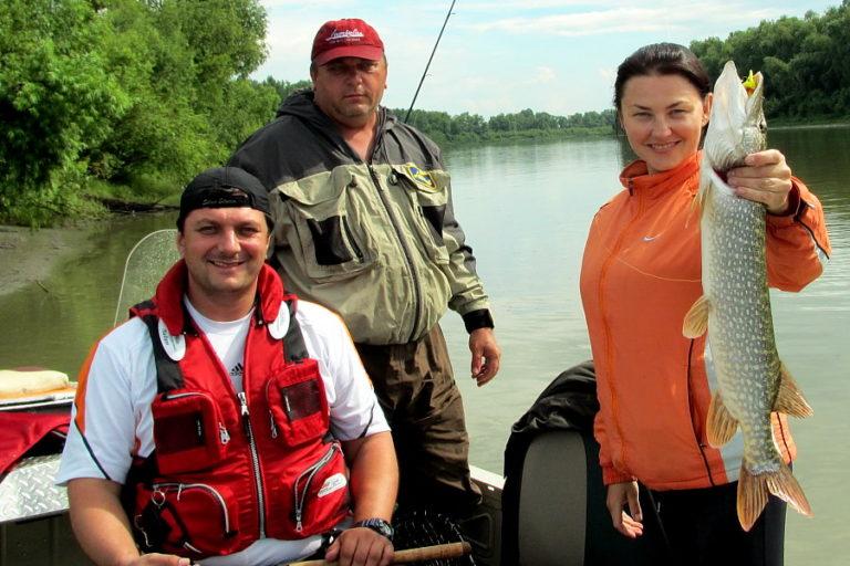 Незнакомый водоем — рыбалка с егерем, залог успеха!