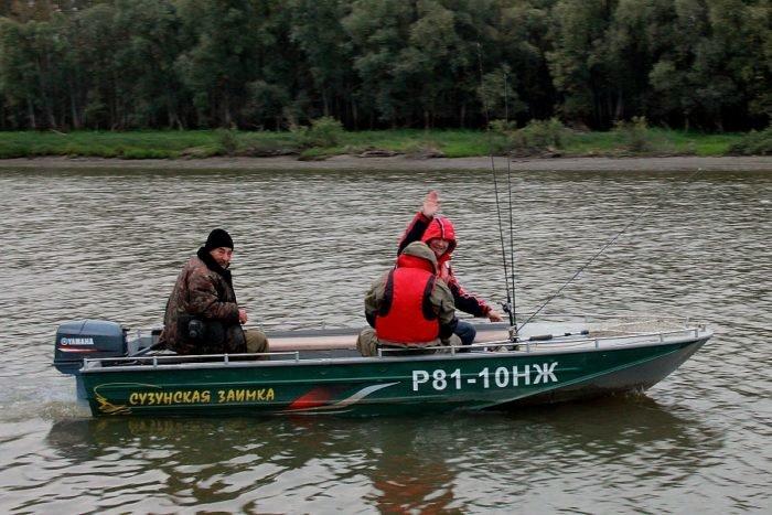 рыболовная база в Сузуне рыбалка