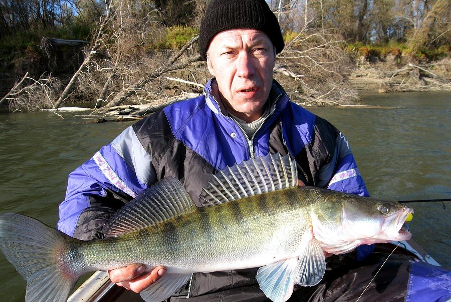судак рыбалка в Сузуне