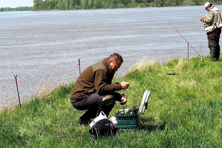 Сузун рыбалка ранней весной