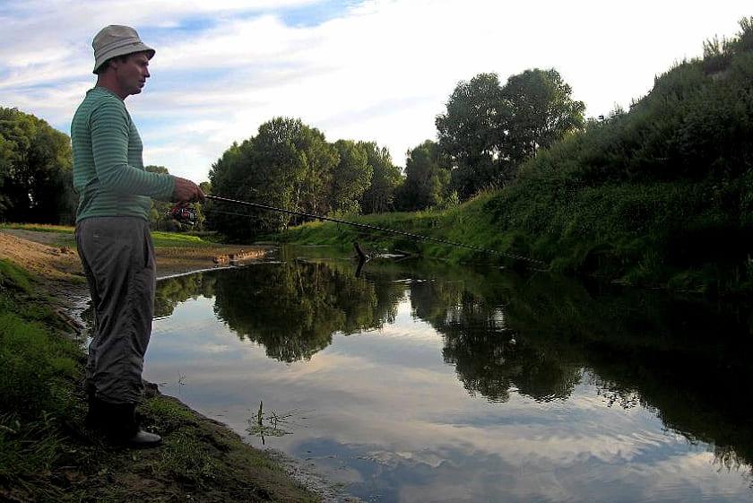 рыбалка ранней весной Сузунская Заимка