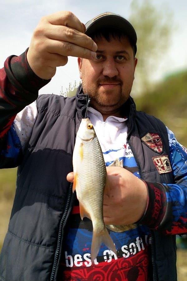 рыбалка весна 2019