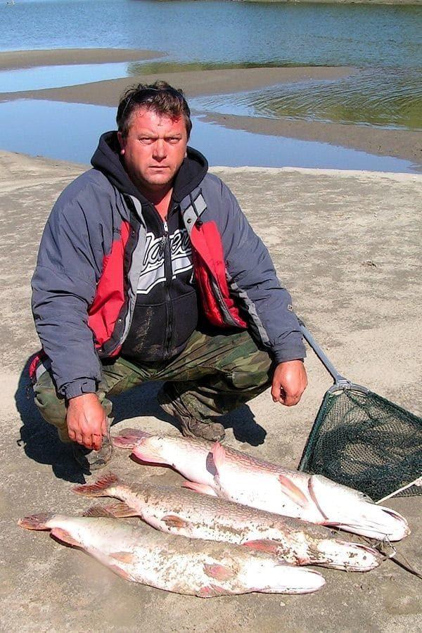 Рыбалка с гидом