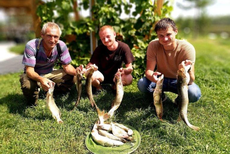 Рыбалка в Сузуне начало августа.