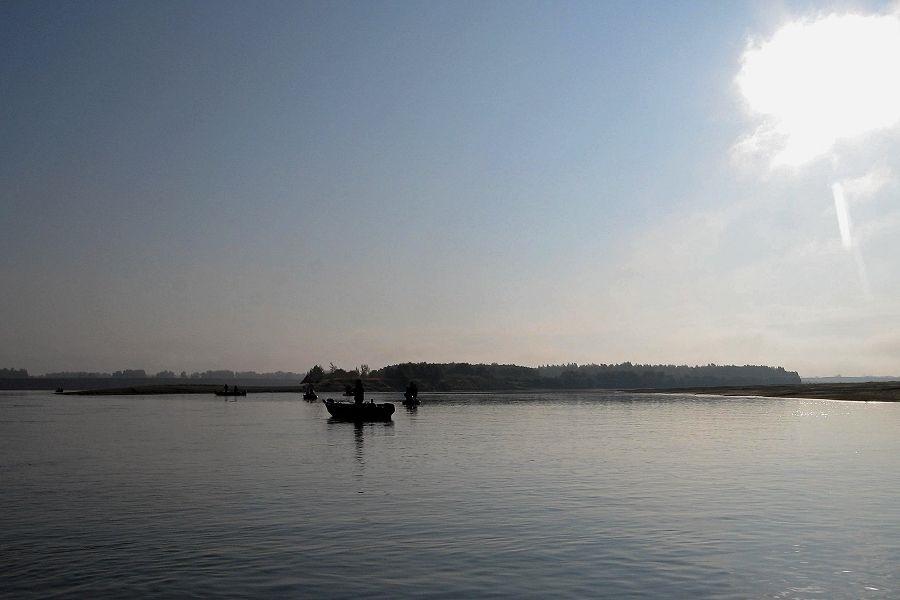 Рыбалка в выходные дни