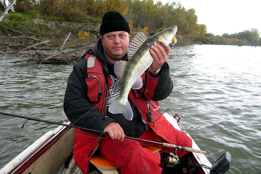 В Сузун на рыбалку