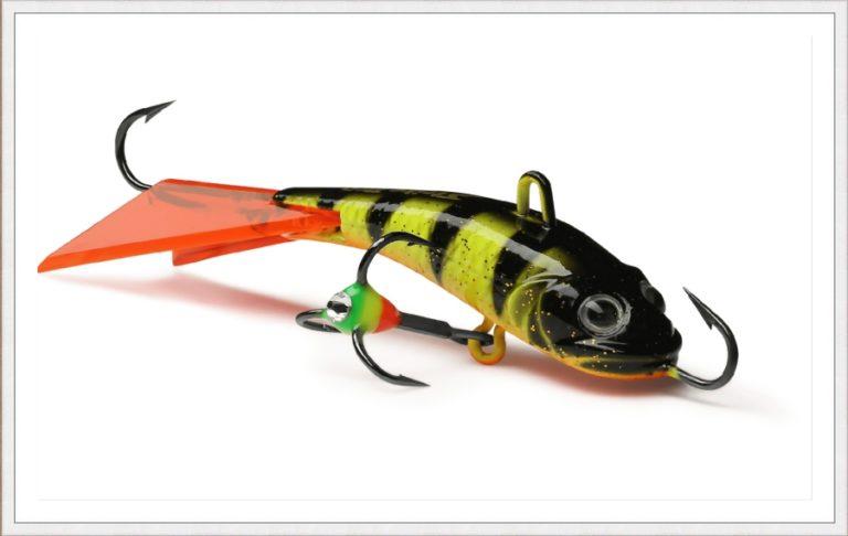 Рыбалка на балансир в «глухозимье»