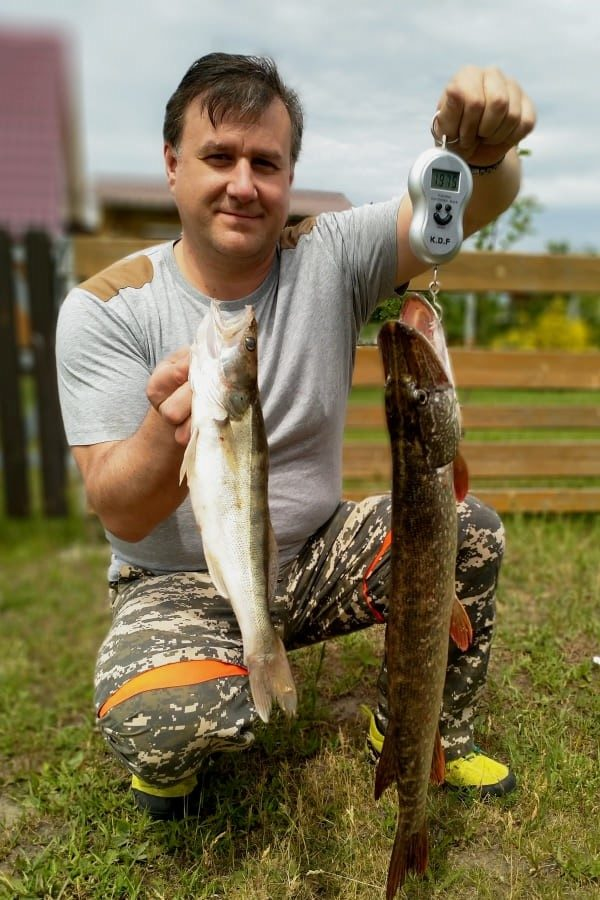 короткая рыбалка