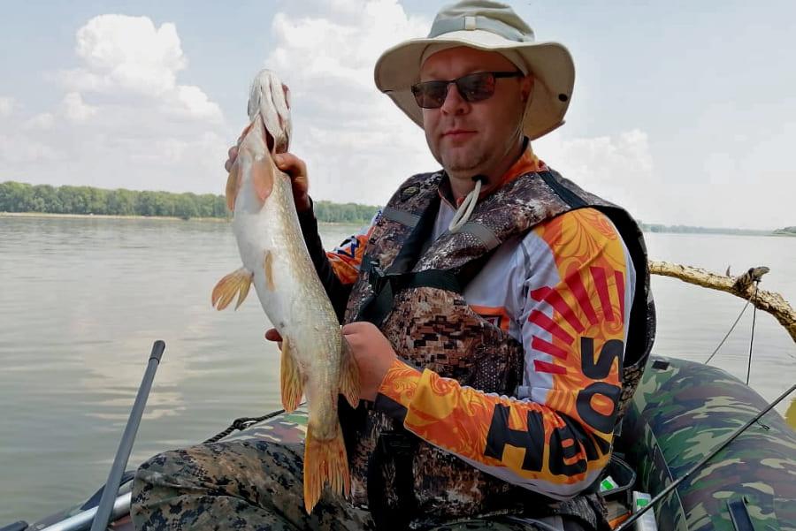 Отличная получилась рыбалка